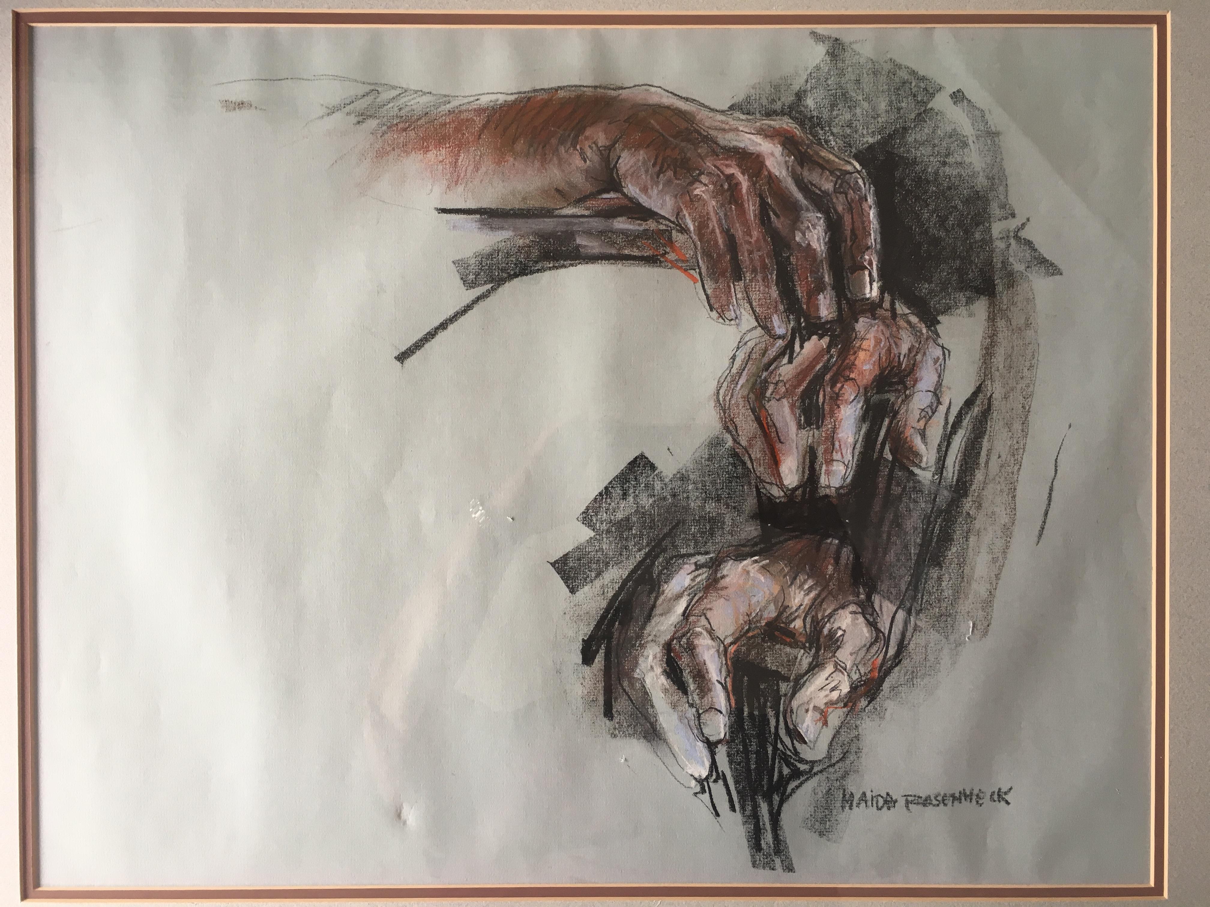 Hands-V